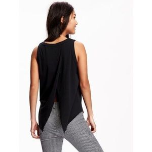 Old Navy open back tank